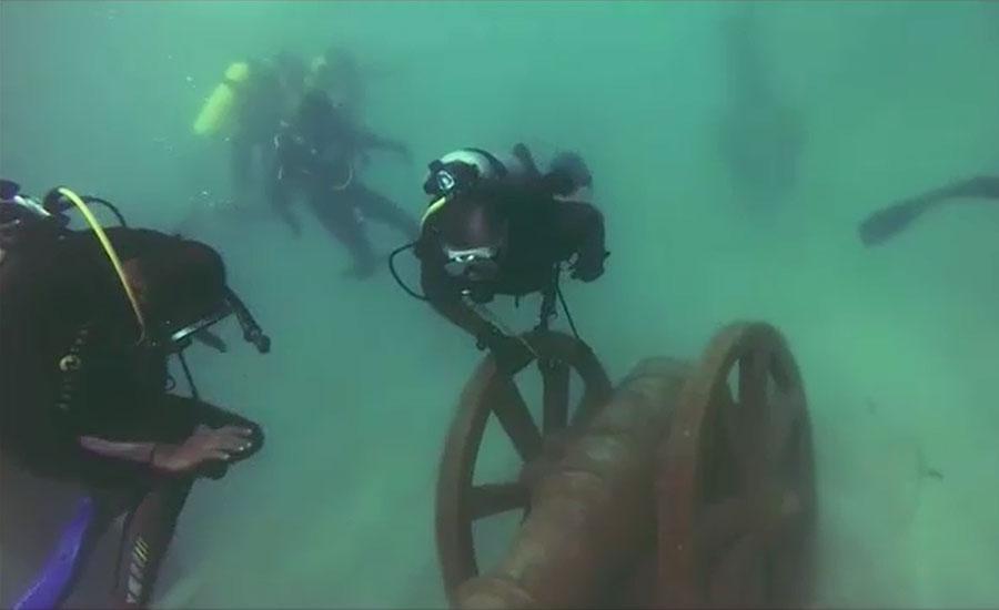 سری لنکا نے اپنے پہلے سمندری عجائب گھر کا افتتاح کر دیا