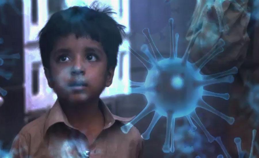 کورونا نے جنوبی ایشیا کے 10 کروڑ سے زائد بچوں کو خطِ غربت سے نیچے دھکیل دیا، یونیسیف
