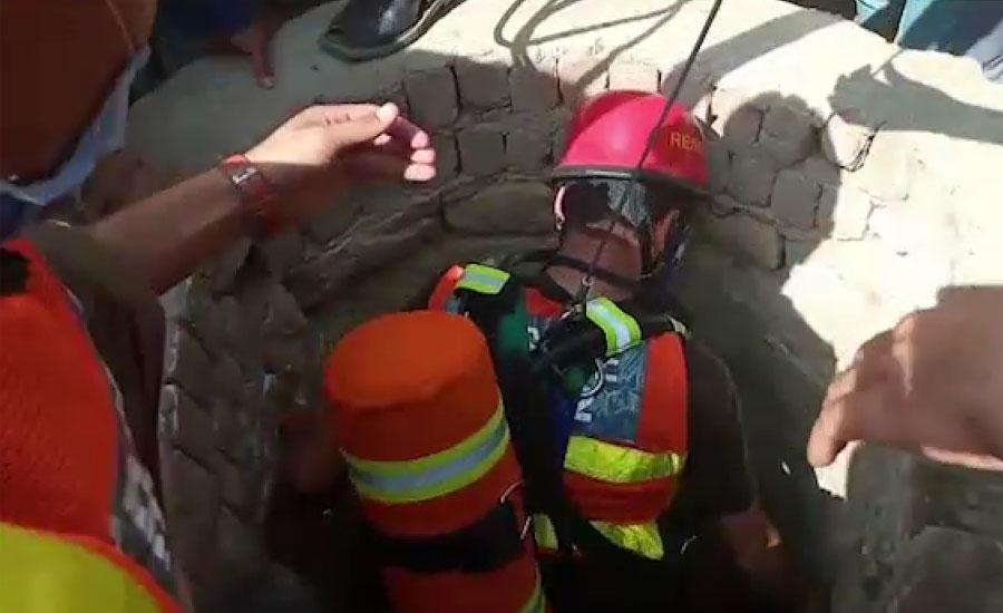جمرود کے علاقے ولوں میلہ میں کنویں میں جنریٹر کا دھواں بھرنے سے 6 مزدور جاں بحق