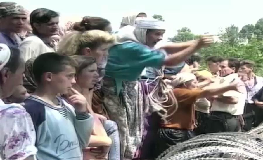 بوسنیا کے مسلمانوں کے بد ترین قتل عام کو 25 سال بیت گئے