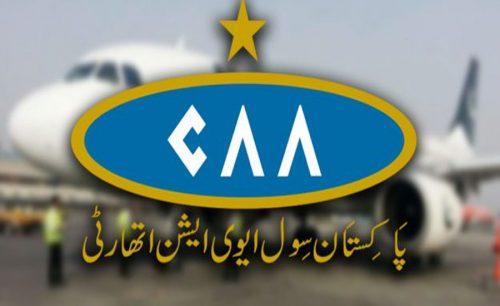 CAA-Civial-aviation