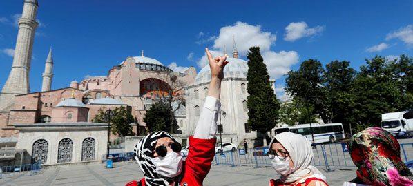 ترک عدالت ، آیا صوفیہ ، میوزیم سے مسجد ، اجازت ، ترک صدر رجب طیب اردوان ، استنبول ، 92 نیوز