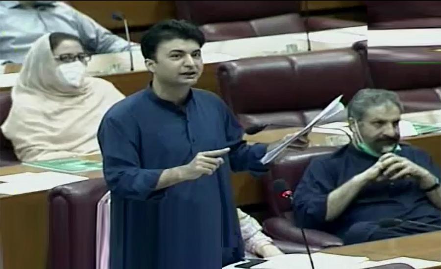 عزیر بلوچ نے بتایا کہ پیپلزپارٹی کے کہنے پر اہلکاروں کو قتل کیا ، مراد سعید