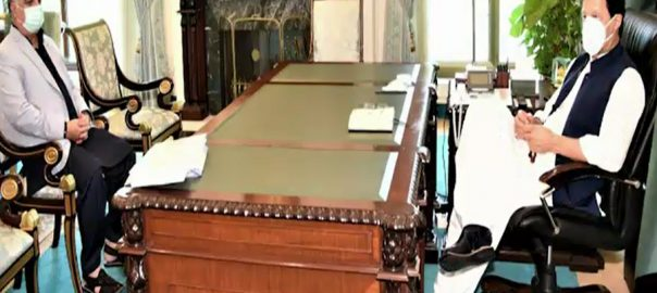 وزیر اعظم ، عمران خان ، گورنر سندھ ، عمران اسماعیل ، ملاقات ، سندھ ، صورتحال ، حالات ، کورونا ، تبادلہ خیال