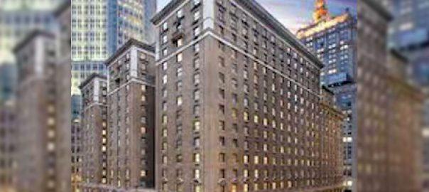 پی آئی اے ، روز ویلٹ ہوٹل نیو یارک ، فروخت ، لیز ، تجاویز ، مسترد