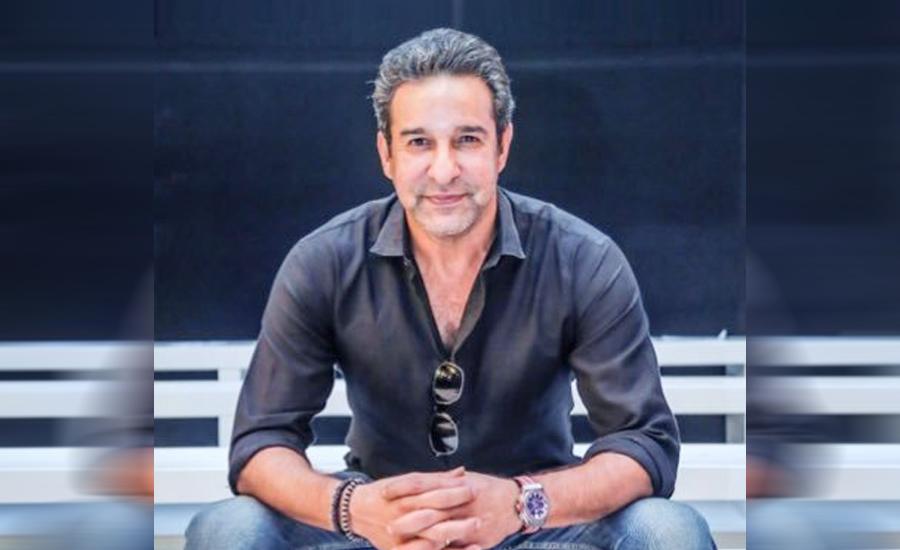 وسیم اکرم کا دل کراچی کو پانی میں ڈوبا دیکھ کر افسردہ
