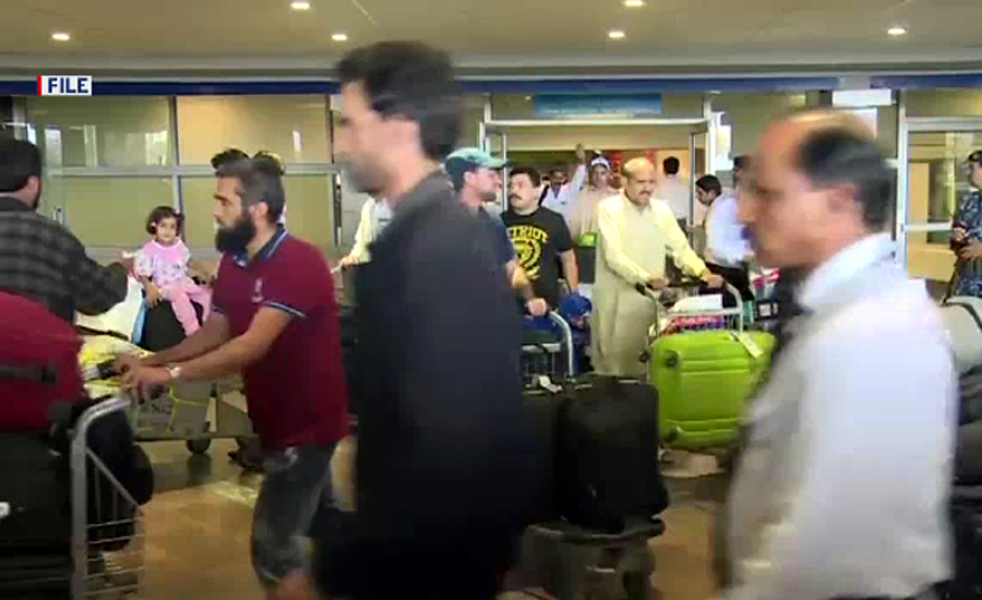 کورونا وائرس کے پیش نظر ائیرپورٹس پر مسافروں کے پروٹوکول پر پابندی