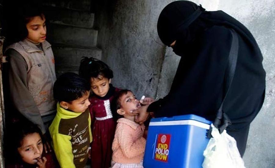 فیصل آباد میں محکمہ صحت نے ٹارگٹڈ پولیو مہم کامیابی سے مکمل کرلی