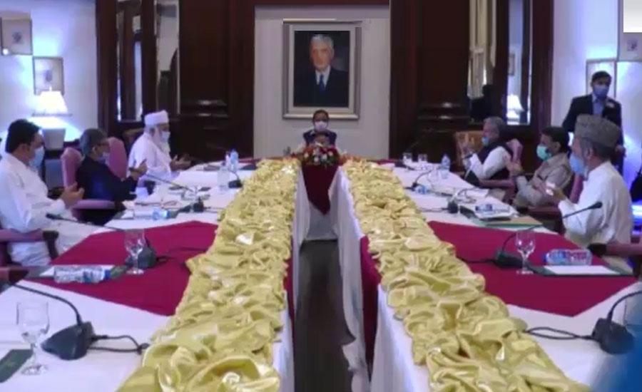 پی ٹی آئی کے پنجاب اسمبلی میں اپوزیشن کے ارکان سے رابطے