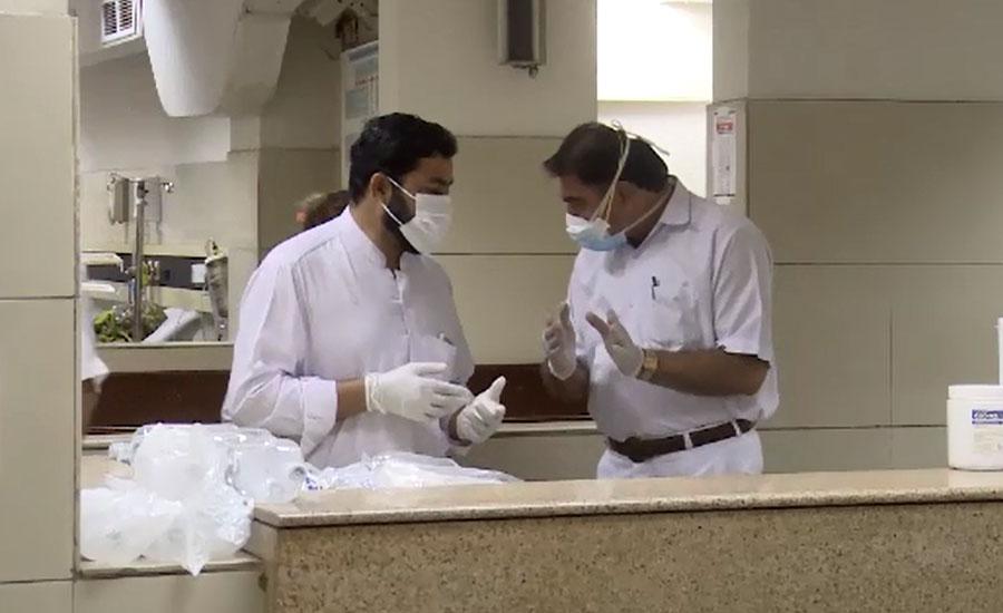 پاکستان میں کورونا سے مزید 93 افراد جاں بحق، مجموعی کیسز 2 لاکھ 28 ہزار سے تجاوز