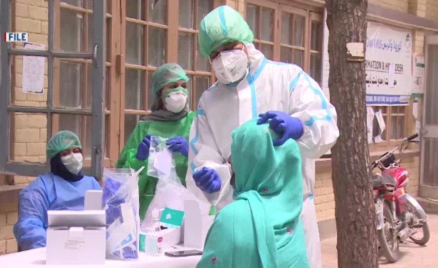 گزشتہ 24 گھنٹوں میں کورونا وائرس سے مزید 75 افراد جاں بحق