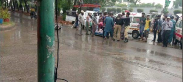 کراچی ، کے الیکٹرک ، تار، شہریوں ، موت ، ٹوٹ
