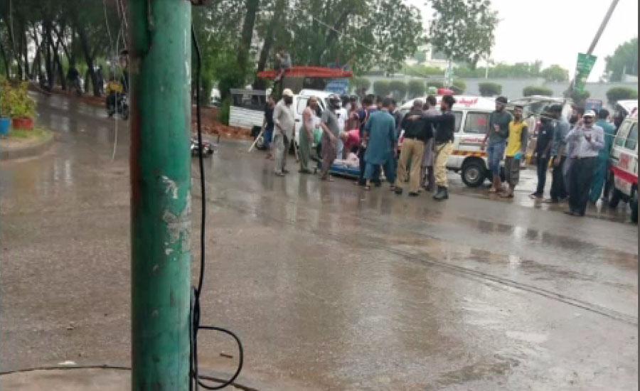 کراچی میں کے الیکٹرک کے تار شہریوں پر موت بن کر ٹوٹ پڑے