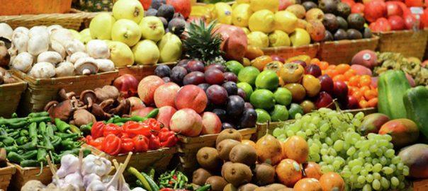 عید الاضحیٰ ، لاہور ، سبزیوں ، پھلوں ، قیمتوں ، 70 فیصد ، اضافہ ، 92 نیوز
