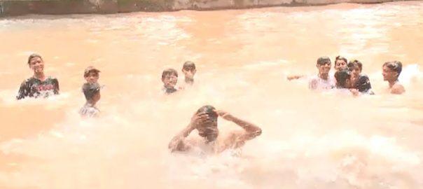 فیصل آباد ، ڈیرھ سال ، نہر میں نہاتے ، درجنوں افراد ڈوب گئے ، 92 نیوز