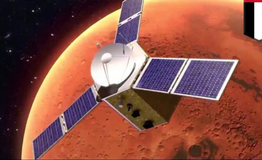 متحدہ عرب امارات کا امید نامی خلائی مشن سرخ سیارے کی جانب روانہ