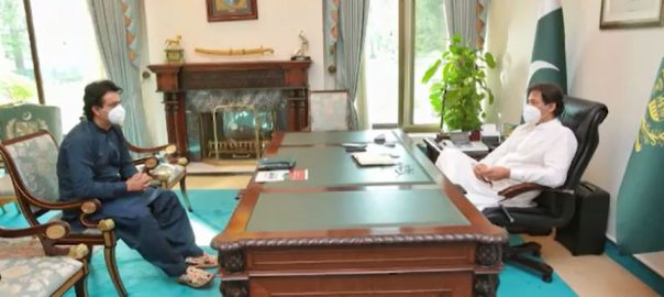 وزیراعظم ، عثمان ڈار ، ملاقات ، ٹائیگر فورس ڈے ، مشاورت ، اسلام آباد ، 92 نیوز