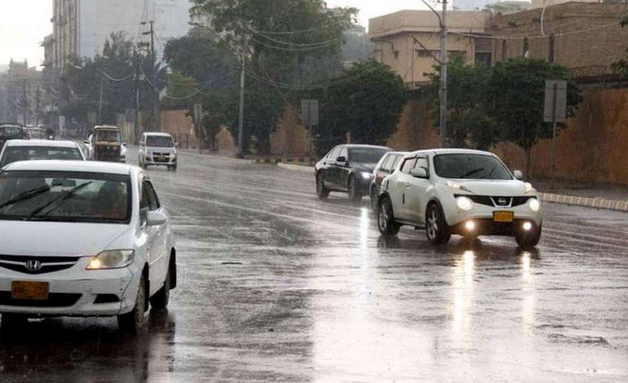 اسلام آباد، بالائی پنجاب، بالائی کے پی کے اور سندھ میں بارش کا امکان