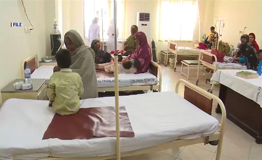 کورونا کے بعد کاواساکی نامی بیماری نے پاکستان میں بچوں کو شکار بنانا شروع کردیا