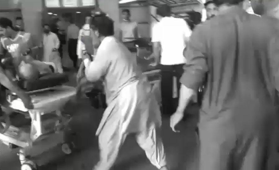 کراچی کے علاقے بلدیہ ٹاؤن میں بھائی نے بیٹوں سے مل کر اپنے بھائی کو ہی قتل کر دیا