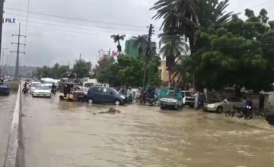 کل سے کراچی سمیت اکثر شہروں میں مون سون کا پہلا اسپیل رنگ جمائے گا ، محکمہ موسمیات