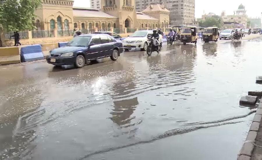 کراچی میں بارش نے سندھ حکومت کے انتظامات کا پول کھول دیا
