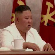 شمالی کورین رہنماء ، کم جونگ اُن ، ایک ماہ بعد ، منظر عام ، پیانگ ینگ ، 92 نیوز