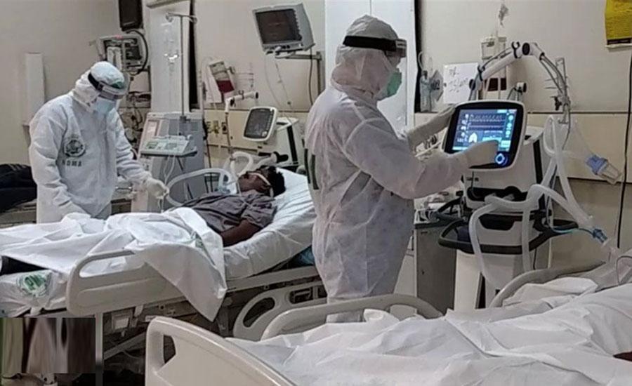 خیبرپختونخوا ، پہلا اور جدید ، کورونا اسپتال قائم ، پشاور ، 92 نیوز