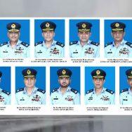 پاک فضائیہ ، 11 افسران ، اعلیٰ عہدوں پر ترقی ، اسلام آباد ، 92 نیوز