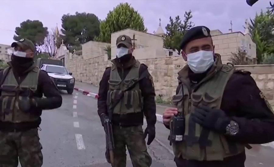 کورونا کے باعث ہفتے میں 3دن سخت لاک ڈاؤن  ہوگا،فلسطینی حکام