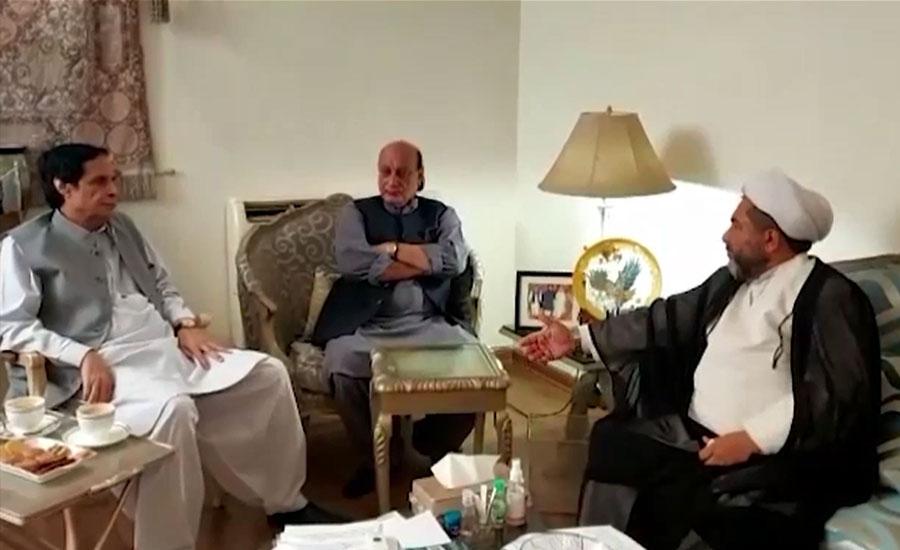 پرویز الہٰی سے شیعہ علماء کونسل وفد کی ملاقات، تحفط بنیاد اسلام بل تحفظات پر لائحہ عمل مرتب