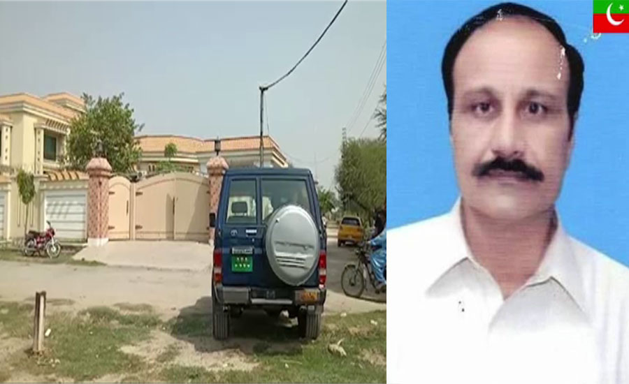 خوشاب میں پی ٹی آئی کے ایم پی اے  کے گھر  چار کروڑ سے زائد کا ڈاکا