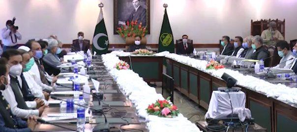 پنجاب کابینہ ، تحفظ بنیاد اسلام ایکٹ 2020 ، منظوری ، فیاض الحسن چوہان ، لاہور ، 92 نیوز
