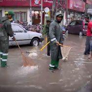 محکمہ موسمیات ، 20 فیصد ، زیادہ بارشوں کا دعویٰ ، واسا لاہور ، تیاریاں مکمل ، 92 نیوز