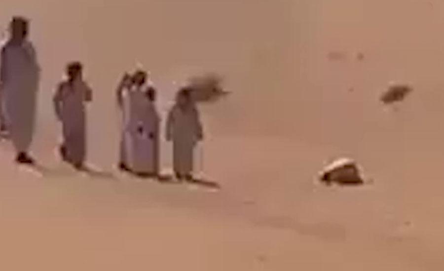 سعودی عرب میں روح پرور واقعہ ، شہری کی سجدے کی حالت میں میت مل گئی