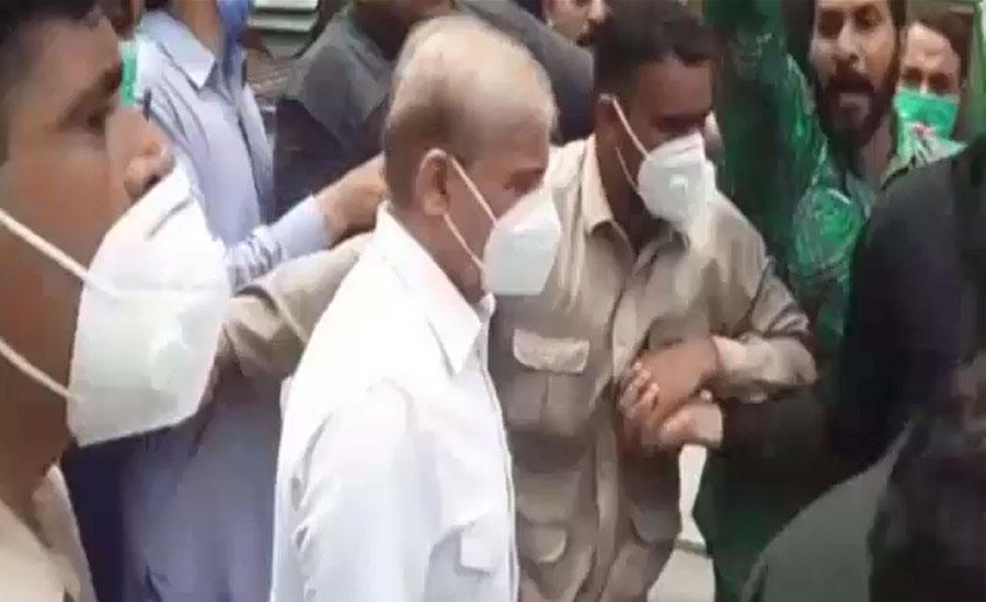 آمدن سے زائد اثاثہ جات کیس، شہبازشریف کی عبوری ضمانت میں 23 جولائی تک توسیع