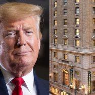 صدر ٹرمپ ، نیویارک ، پی آئی اے کی ملکیت ، روزویلٹ ہوٹل ، خریدنے میں اظہار دلچسپی