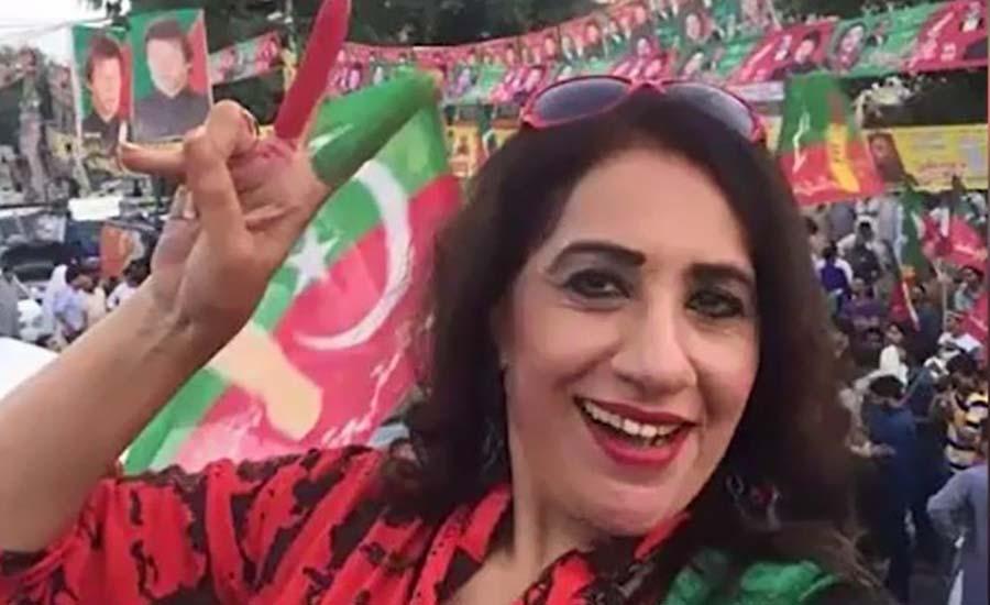پاکستان تحریک انصاف نے عظمیٰ کاردار کی پارٹی رکنیت ختم کر دی