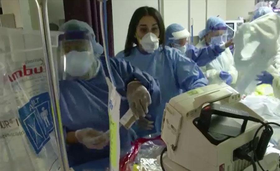 جان لیوا کورونا سے دنیا بھر میں ہلاکتیں 6 لاکھ 4 ہزار سے تجاوز