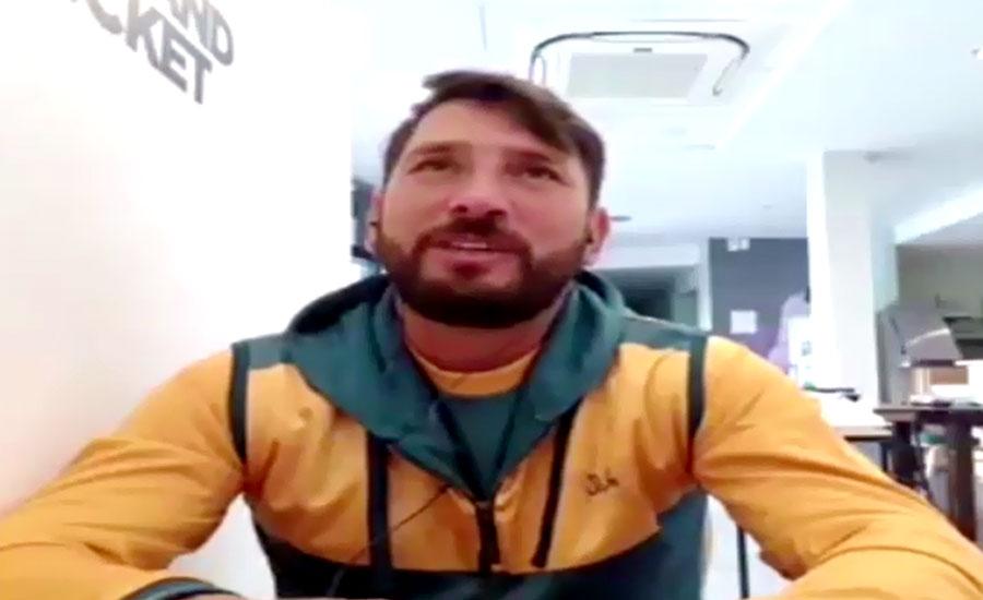 پاکستانی ٹیم میں تجربے کی کمی نہیں، یاسر شاہ