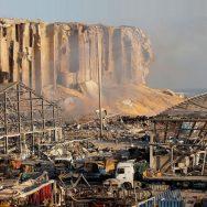 لبنان دھماکے ، اموات 135 ، 5 ہزار سے زائد زخمی ، 3 لاکھ بے گھر ، بیروت ، 92 نیوز