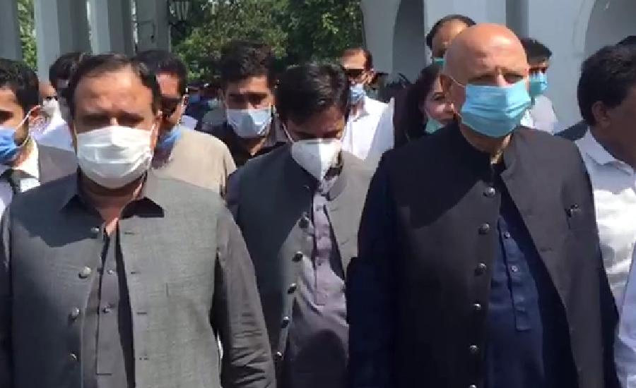 یوم استحصال کے حوالے سے پنجاب حکومت   کے زیر اہتمام ریلی