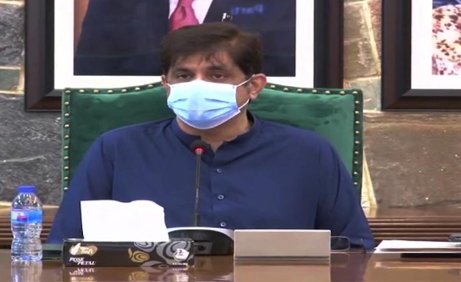 پانی کے بہاؤ میں رکاوٹ بننےوالی عمارت گرا دیں گے،وزیراعلیٰ سندھ