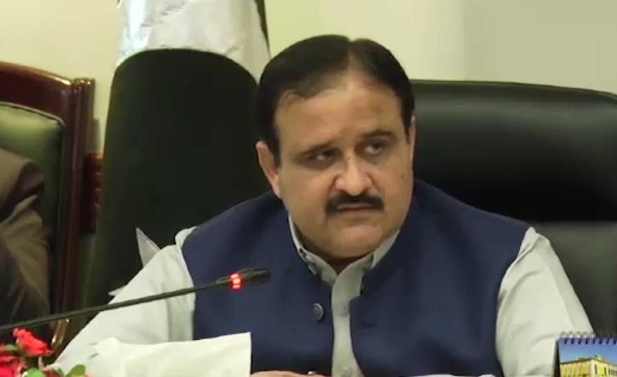 وزیراعلیٰ پنجاب کی جلوسوں اور مجالس میں کورونا ایس اوپیز پر عملدرآمد یقینی بنانے کی ہدایت
