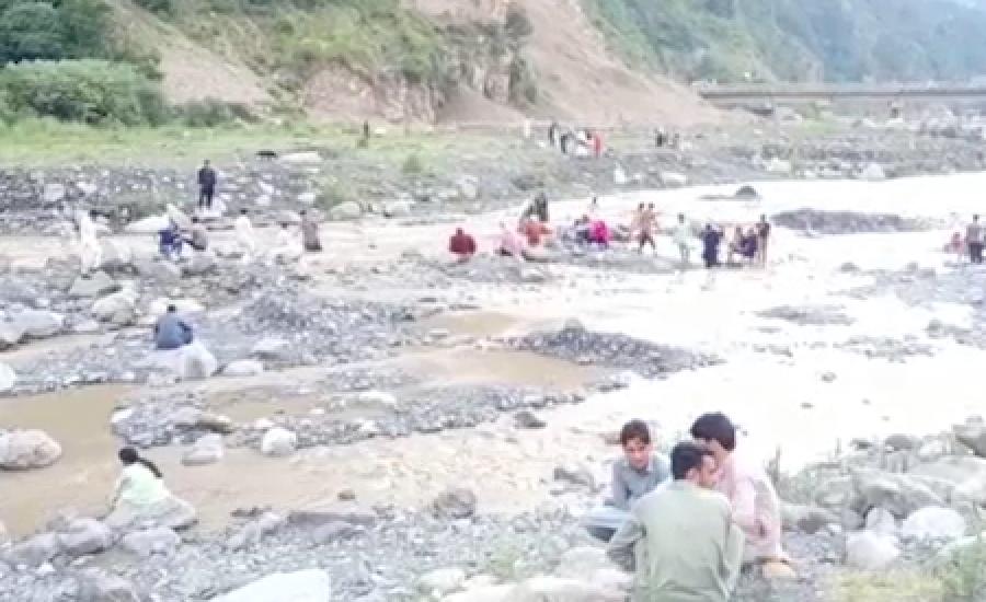 ایبٹ آباد کا سیاحتی مقام ہرنو لاک ڈاؤن سے بری طرح متاثر