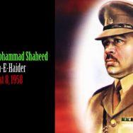 ڈی جی آئی ایس پی آر ، میجر طفیل محمد شہید نشان حیدر ، زبردست خراج عقیدت ، ٹویٹ ، راولپنڈی ، 92 نیوز