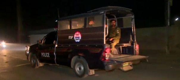 لاہور ، باٹا پور ، اینٹی وہیکل اسٹاف پولیس ، مقابلے ، ڈاکو ، ہلاک