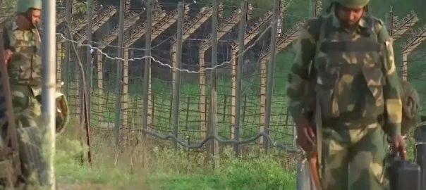 بھارتی فورسز ، کھوئی رٹہ سیکٹر ، بلااشتعال فائرنگ ، خاتون زخمی ، راولپنڈی ، 92 نیوز