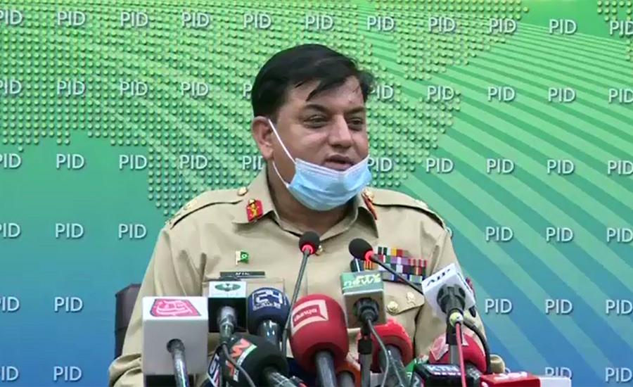 کراچی میں سیوریج کے مسائل کی وجہ ندی نالوں پر تجاوزات ہیں ، چیئر مین این ڈی ایم اے