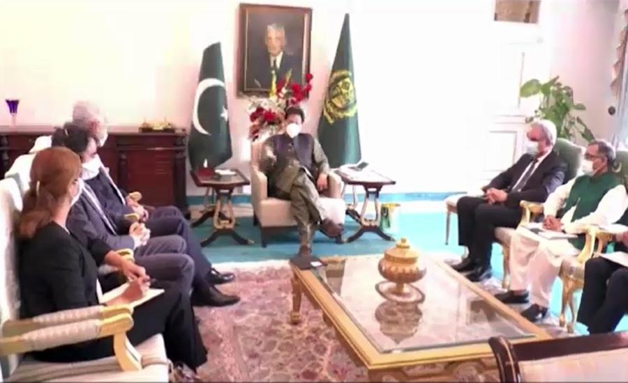 اقوام متحدہ کشمیر کی صورتحال پر بھرپور کردار ادا کرے، عمران خان